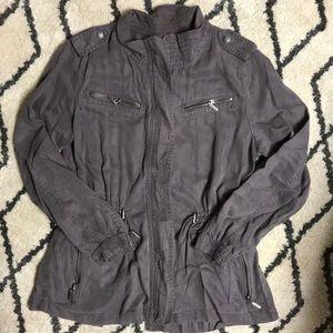 Max Jeans zip up jacket.